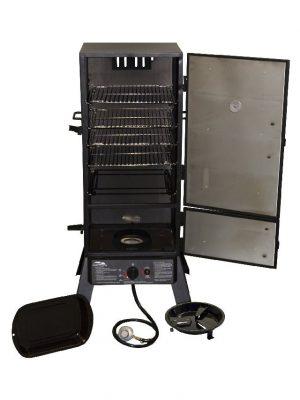 Masterbuilt-20051311-GS30D-2-Door-Propane-Smoker-14198576323410620754