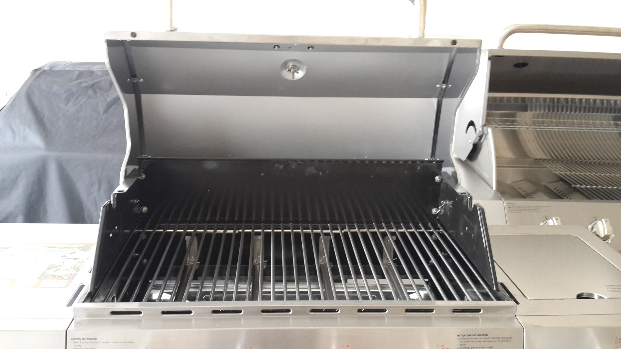 Stainless steel barbecue grills for sale page